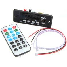 Hình ảnh Mới 7 ~ 12 v cho Ô tô Bluetooth MP3 Giải Mã Ban w/Module Bluetooth + FM-quốc tế