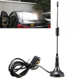 NEW GSM GPRS Antenna 433Mhz 3dbi Magnetic Base w/ 1.5M RG174 Cable SMA Male Plug - intl