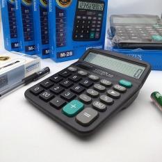 Hình ảnh Newworldmall Office Home School Tool Supplies Solar Power Powered Battery Digit Calculator - intl