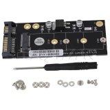 NGFF M.2 SSD sang SATA3 Adapter (Đen)-quốc tế