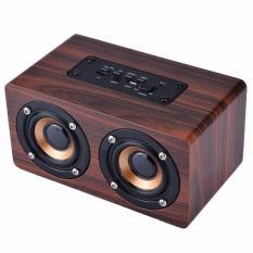 Giá Bán Loa Gỗ Bluetooth Hifi Super Bass Stereo Speaker Am Thanh Nổi Pkcb G4 Đồng Nai