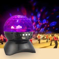 Ôn Tập Tốt Đẹp Eshop Đảng Disco Dj Loa Bluetooth Tich Hợp Cho Thấy Anh Sang San Khấu Phong Thu Tac Dụng Chiếu Sang Mau Rgb Thay Đổi Đen Led Bong Tự Động Quay Với May Nghe Nhạc Cho Thẻ Tf Mau Đen Quốc Tế Niceeshop