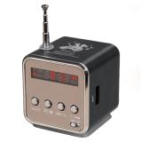 Chiết Khấu Tốt Đẹp Eshop Di Động Micro Sd Tf Usb Mini Stereo Loa Nghe Nhạc Fm Radio Pc Mp3