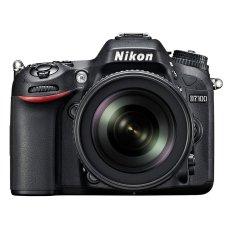 Ôn Tập Nikon D7100 24 1Mp Với Lens Kit 18 105Mm F3 5 5 6G Đen
