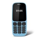 Chiết Khấu Nokia 105 1Sim 2017 Blue Hang Chinh Hang Nokia