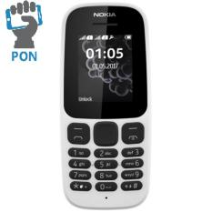 Ôn Tập Nokia 105 2 Sim Trắng Hang Nhập Khẩu