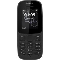Giá Bán Nokia 105 2017 1 Sim Black Hang Phan Phối Chinh Thức Nokia Mới