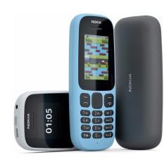 Mã Khuyến Mại Nokia 105 Dual Sim 2017 Black Hang Phan Phối Chinh Thức Hà Nội