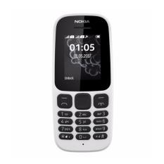 Mua Nokia 105 Dual Sim 2017 White Hang Phan Phối Chinh Thức Trực Tuyến