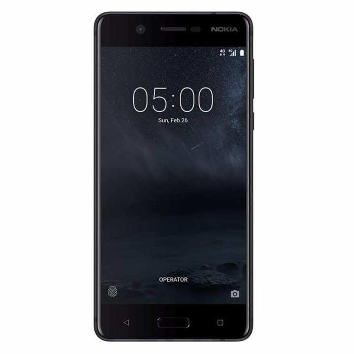 Nokia 5 (Đen) - Hãng Phân phối chính thức