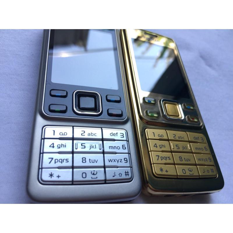 Nokia 6300 trắng