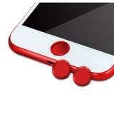 Nut Home cho iPhone 6 dùng được vân tay (Đỏ)