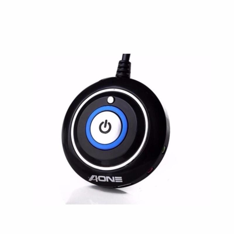Nút nguồn đa năng AONE dán dạng tròn dây kết nối 1,2m