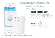 Bán Ổ Cắm Điện Điều Khiển Từ Xa Wifi Va Hẹn Giờ Broadlink Nhập Khẩu Có Thương Hiệu Nguyên