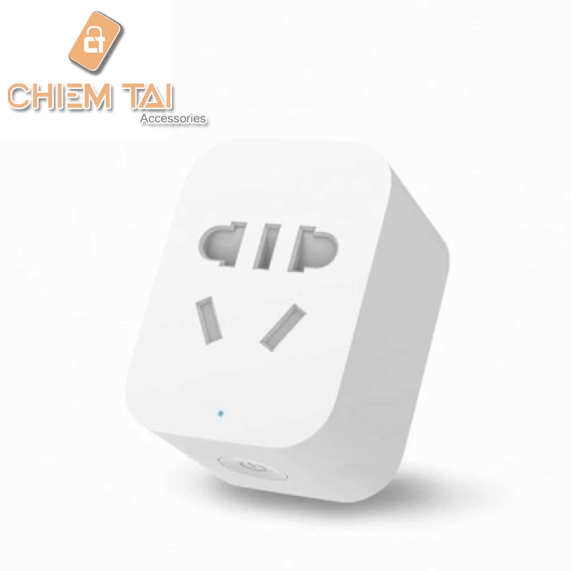 Ổ Cắm, Ổ Sạc Thông Minh Xiaomi Kết Nối Wifi
