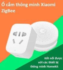 Chiết Khấu Ổ Cắm Thong Minh Xiaomi Zigbee