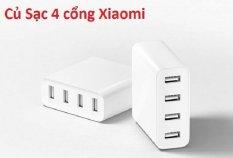 Giá Bán Ổ Cắm Xiaomi Sạc 4 Cổng Usb Xiaomi Trắng Xiaomi Trực Tuyến