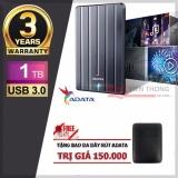 Giá Bán Ổ Cứng Di Động 3 1Tb Adata Hc660 Slim Titanium Tặng Bao Da Adata Adata Trực Tuyến