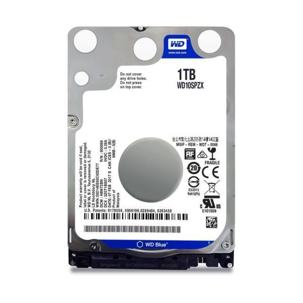 Bảng giá Ổ cứng gắn trong cho Laptop 1Tb WESTERN SATA (BLUE)(WD10SPZX) Phong Vũ