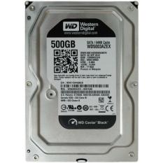 Hình ảnh Ổ cứng gắn trong cho PC 500Gb WESTERN SATA III(3) Black