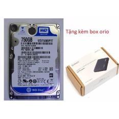 Giá Bán Ổ Cứng Laptop 750G Boc May Đồng Bộ Nhập Khẩu Tặng Kem Box Nguyên