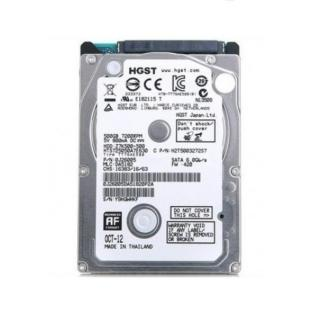 [HCM]Ổ cứng Laptop HDD HGST 500GB 7200rpm Slim (Made in Thailand) thumbnail