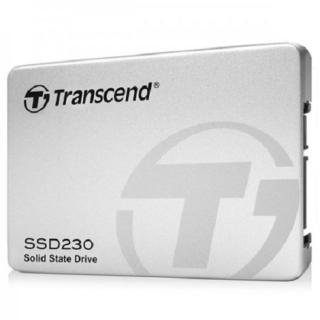 Ổ cứng SSD 256GB TRANSCEND 230S Bạc thumbnail