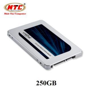 [Nhập ELJUN21 giảm 10% đơn từ 99K max 200K] Ổ cứng SSD Crucial MX500 3D NAND SATA III 2.5 inch 250GB (Xanh) - Nhất Tín Computer thumbnail