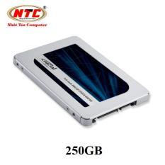 Mua Ổ Cứng Ssd Crucial Mx500 3D Nand Sata Iii 2 5 Inch 250Gb Xanh Hồ Chí Minh