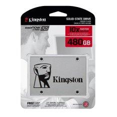 Giá Bán Ổ Cứng Ssd Kingston Uv400 Sata 3 480Gb Suv400S37 480G Bạc Kingston Nguyên