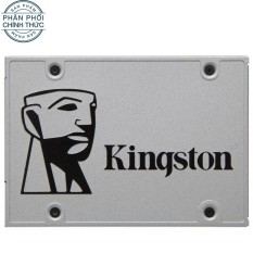 Hình ảnh Ổ Cứng SSD Kingston UV400 SATA 3 SUV400S37 550MB/s 120GB (Xám)- Hãng phân phối chính thức