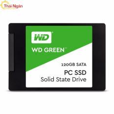 Hình ảnh Ổ cứng SSD WD GREEN 120GB SATA III - WDS120G2G0A