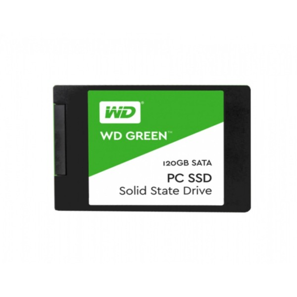 Bảng giá Ổ cứng SSD Western 120GB WDS120G2G0A Đen Phong Vũ