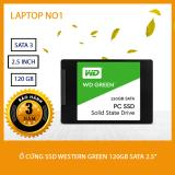 Giá Bán Ổ Cứng Ssd Western Green 120Gb Sata 2 5 Hang Nhập Khẩu Rẻ