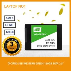 Ôn Tập Ổ Cứng Ssd Western Green 120Gb Sata 2 5 Hang Nhập Khẩu