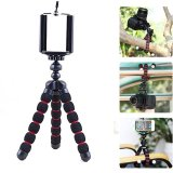 Octopus Stand Tripod Mount Phone Holder for iPhone Cell Phone Digital Camera - intl