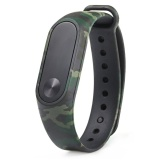 Mua Oh Replacement Watchband For Xiaomi Miband 2 Wristband Strap Colorful Watch Band Green Camouflage Intl Trung Quốc