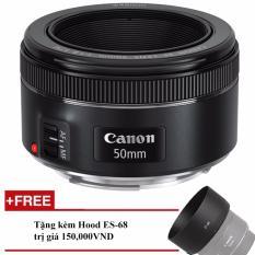 Cơ Hội Giá Tốt Để Sở Hữu Ống Kính Canon EF 50mm F/1.8 STM - Hàng Canon Lê Bảo Minh