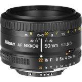 Giá Bán Óng Kính Nikkor Af 50Mm F1 8D Đen Nhãn Hiệu Nikon