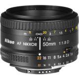Mã Khuyến Mại Ống Kinh Nikon Af 50Mm F1 8D Đen Hang Nhập Khẩu