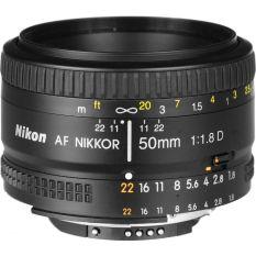 Giá Bán Ống Kinh Nikon Af 50Mm F1 8D Đen Hang Nhập Khẩu Nguyên Nikon