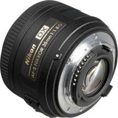 Mua Ống Kinh Nikon Af S 35Mm F1 8G Dx Đen Hang Nhập Khẩu Nikon Trực Tuyến