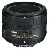 Cửa Hàng Ống Kinh Nikon Af S 50Mm F1 8G Đen Hang Phan Phối Chinh Thức Trong Vietnam