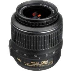 Chiết Khấu Ống Kinh Nikon Af S Dx Nikkor 18 55Mm F 3 5 5 6G Vr Đen Có Thương Hiệu