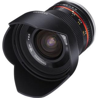 Ống kính Samyang 12mm F2.0 (Crop) - Sony E-Mount - Chính hãng thumbnail