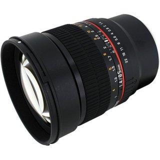 Ống kính Samyang 85 mm F 1.4 (Fullframe) Ngàm Sony E-mount thumbnail