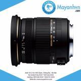 Bán Ống Kinh Sigma 17 50Mm F 2 8 Ex Dc Os For Canon Hang Nhập Khẩu Rẻ