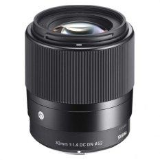 Giá Bán Ống Kinh Sigma 30Mm F1 4 Dc Dn For Sony E Mount Đen Nguyên