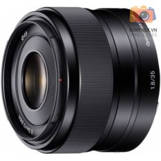 Ống Kinh Sony E 35Mm F 1 8 Sel35F18 Trong Vietnam
