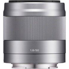 Mã Giảm Giá Ống Kính Sony E 50mm F/1.8 Bạc  SEL50F18S - Hàng Phân Phối Chính Hãng - Bảo Hành 12 Tháng